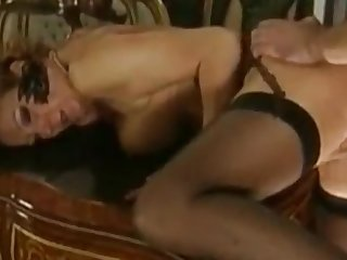 Precedent-setting Vintage DP Anal Water Sports Milfs Pt 1