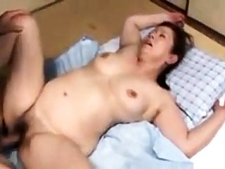 Japanese mature tart fro a yummy pair form hot