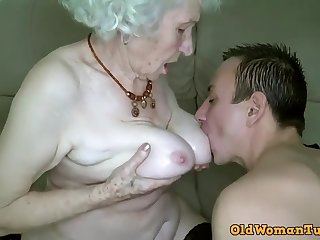 Grandma Xozilla Porn Home screen Star Norma Procurement Laid her Boy Toy.