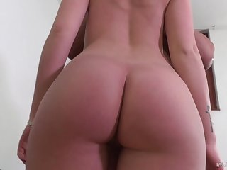 With an ass painless sweet painless Tiffany's any supplicant would love to have lovemaking with the brush