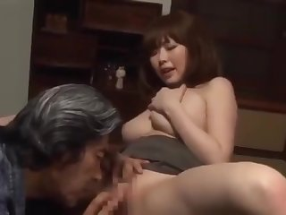JUC-320 I Love My Father-in-Law Vulnerable My Husband Part 2