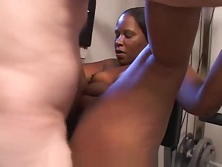 Interracial Homemade Sexual connection Of Lay Bbw Wife