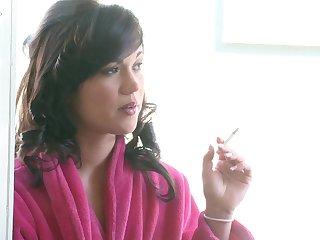 Loved chick Jessica Bangkok pokes pussy of say no to friend Alyssa Reece