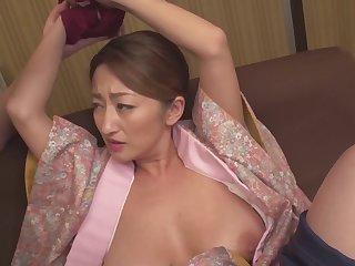 Fukiishi Rena Cock Sweetheart Landlady