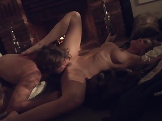 Brandi Dote on is an insatiable, blonde cougar, who cant hold back from fucking much younger guys