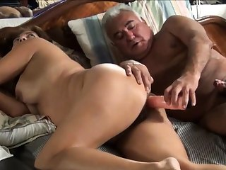 old couple - unagitated horny