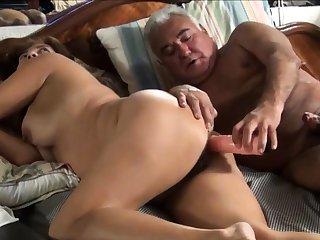 old couple - unagitated horny