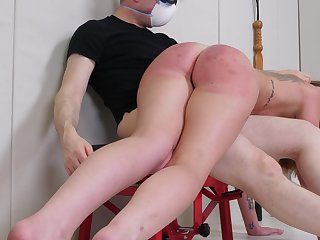 Ass spanked and concocted fucked in a vilifying XXX cam instalment