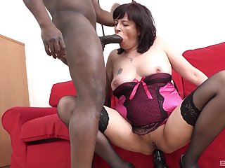 Stunning cosset Triss gets her hands on a friend's huge baneful cock
