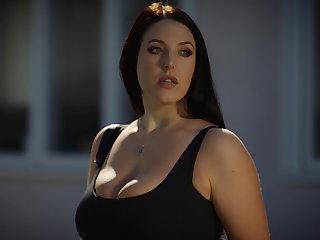 Big natural tits, Big tits, Brunette, Milf,