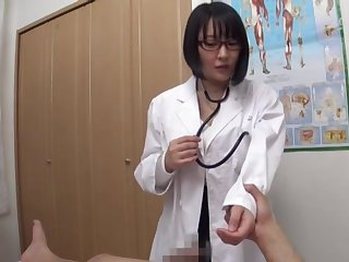 Busty Japanese weaken Hanyuu Arisa spreads say no to legs to ride a horseshit