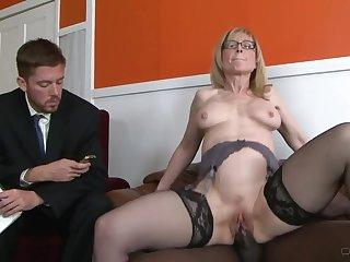 Mom's Cuckold #03 Scene 2