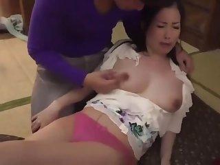 5 - Japanese Mom When Step Foetus See Nipple - LinkFull In My Frofile